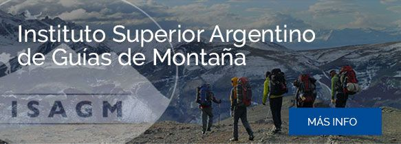 Instituto Superior Argentino de Guías de Montaña